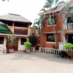 Furnished 2 bedroom apartment for rent in Bukoto.