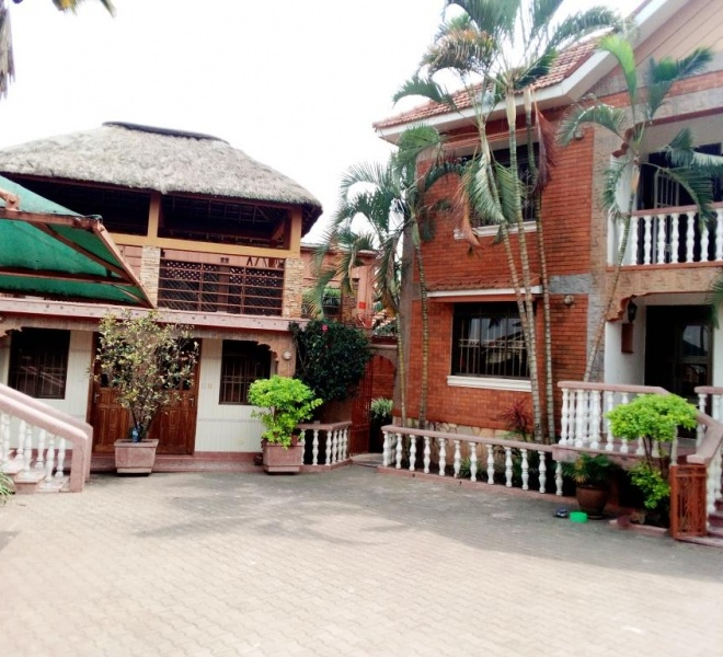 Furnished 2 bedroom for rent in Bukoto